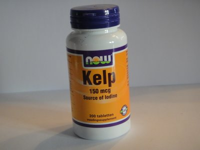 Kelp 150 mg 200 tabletten