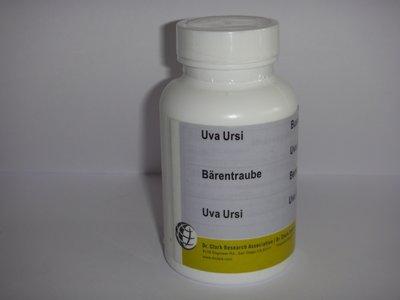 Uva Ursi 100 caps. 500 mg.