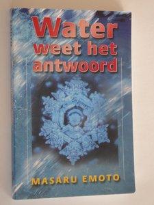 Water weet het antwoord